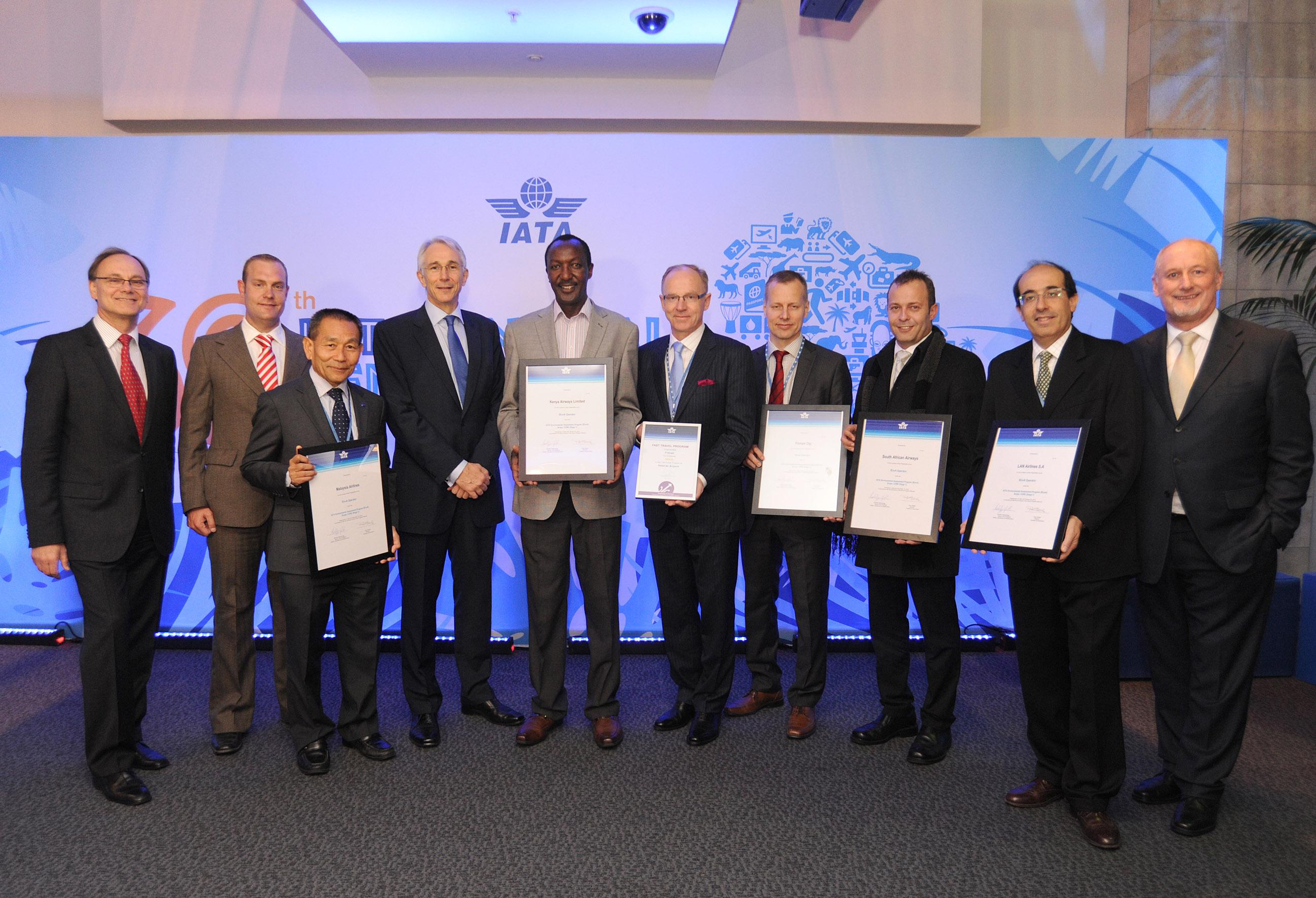 LAN Airlines y LAN CARGO reciben certificación de la IATA en innovador sistema de gestión ambiental