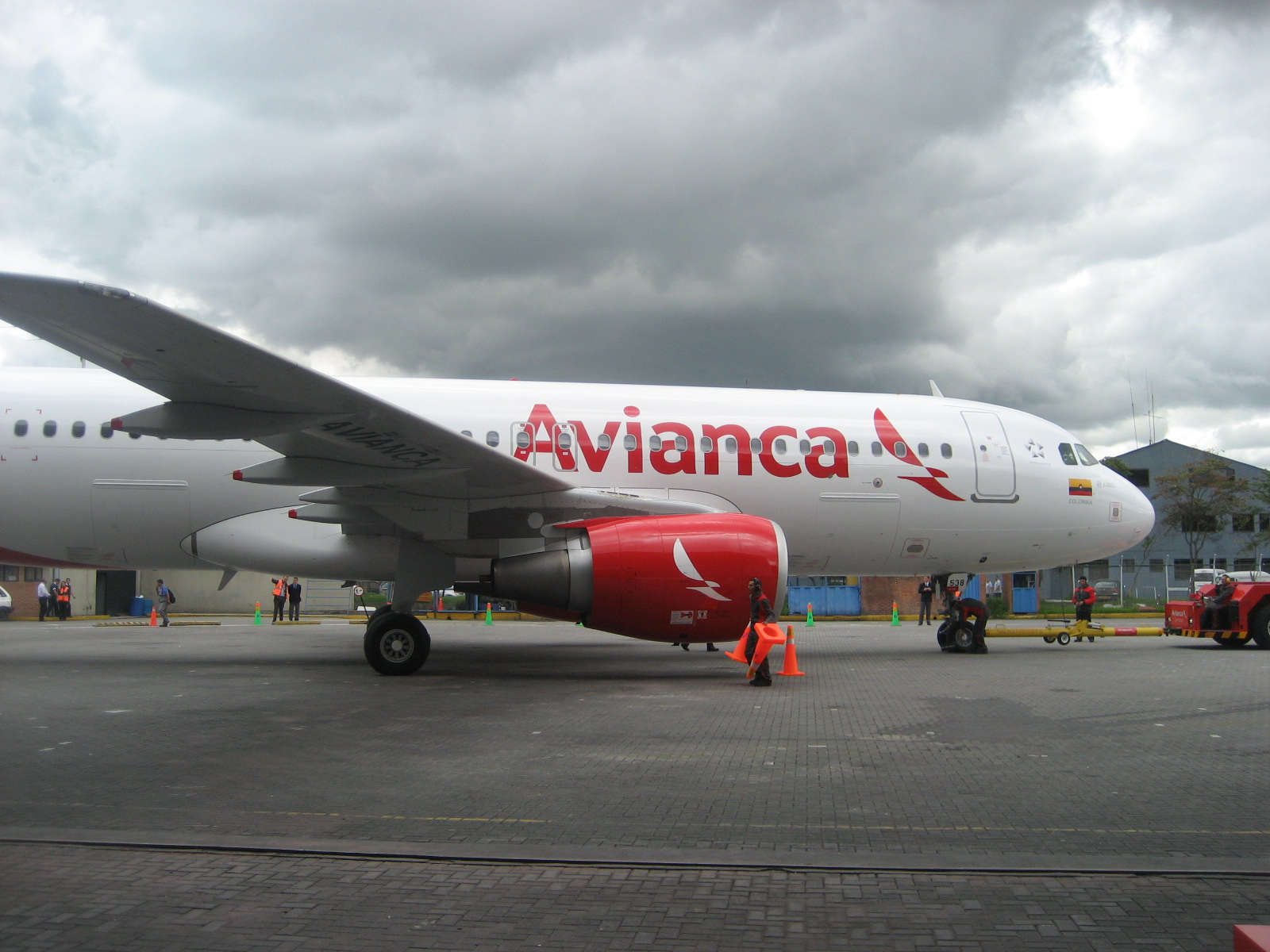 Avianca Holdings S.A. transportó 7.9 millones de pasajeros