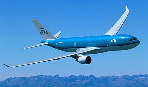 """Empresa de aviação KLM nomeia aeronave como """"Iguazu Falls"""""""