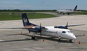Pilotos de aerolínea caribeña LIAT inician paro