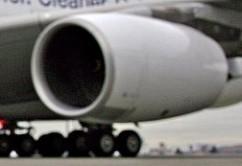 Motor A380 turbina