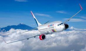 El primer vuelo de Viva Colombia llegó a Quito