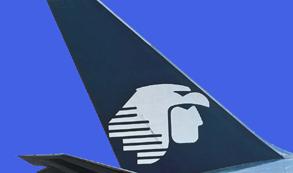 Aeroméxico amplía rutas directas desde Monterrey
