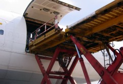 carga avión