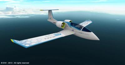 EADS investiga la propulsión eléctrica para mover los aviones del futuro