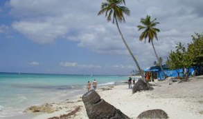 Industria turística de R.Dominicana se recupera