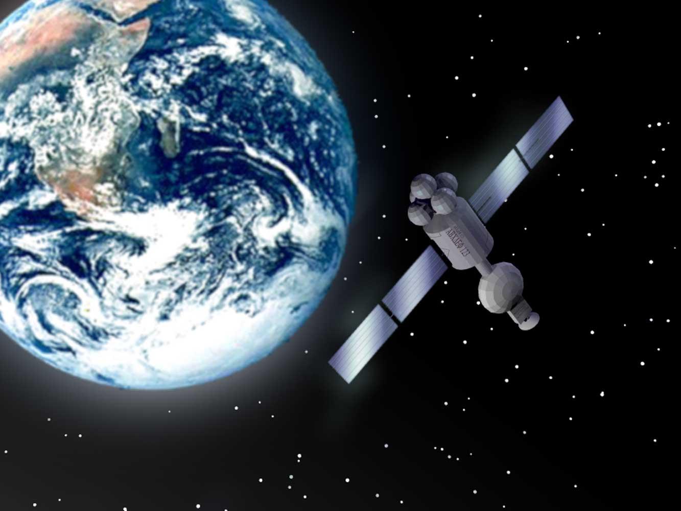 Desarrolla la Agencia Espacial Mexicana sus primeros 2 satélites