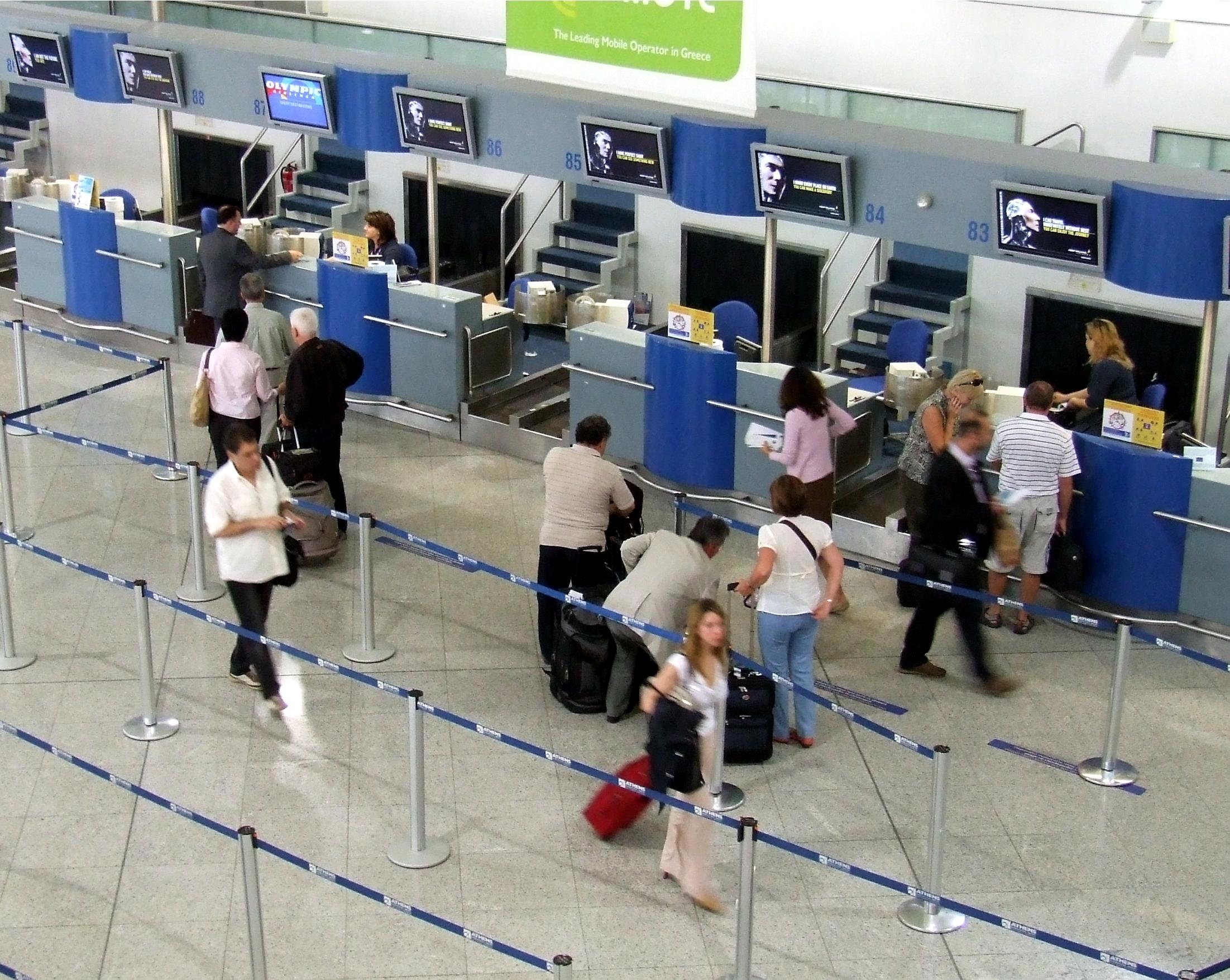 10 Errores al hacer conexión en el aeropuerto