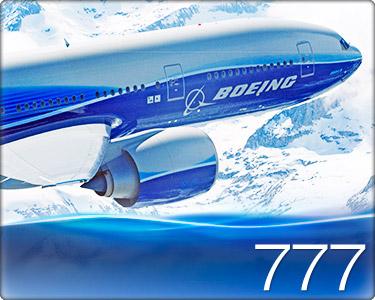 Boeing dice que está solucionando problemas de producción de avión 777