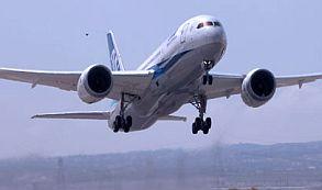 Sale de la planta el primer 787-9 de United Airlines