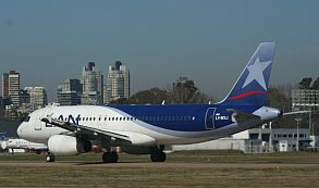 A320 LAN Argentina