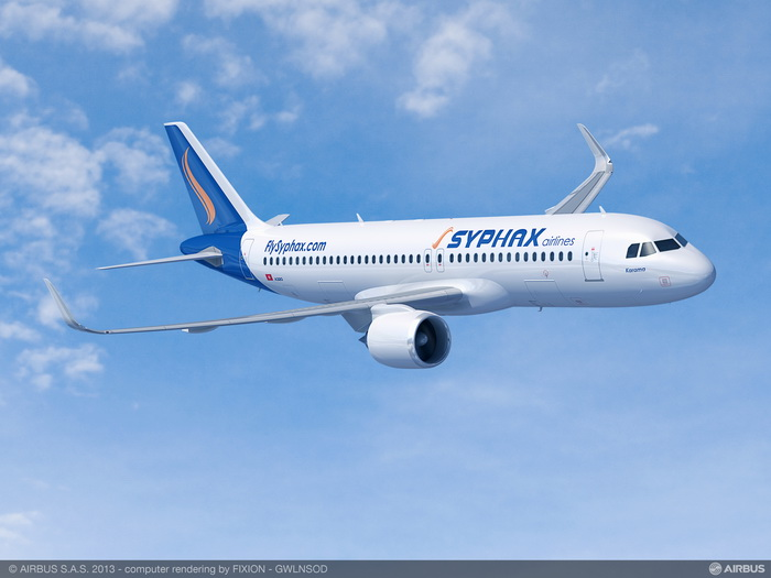 Syphax Airlines de Túnez adquiere el A320neo y el A320ceo