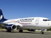 AeroMexico B737-700