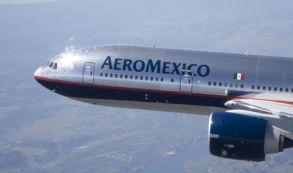 Aeroméxico celebra 80 años como aerolínea de bandera de México