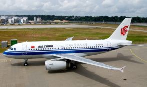 Air China encarga a Airbus 12 aparatos de largo recorrido