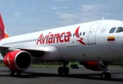 Avion AVianca- Nueva marca