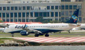 Anac autoriza Azul a realizar voos entre Joinville e Porto Alegre