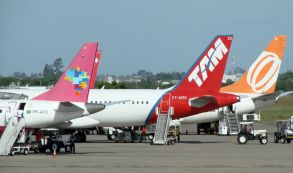 Tres grandes aerolíneas de Brasil perdieron US$ 541 millones en 2018