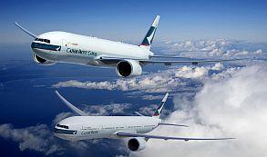 Cathay Pacific inicia servicios a Ciudad de México