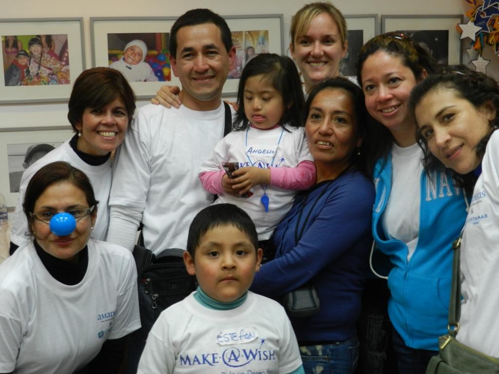 """Amadeus celebra el """"Día del Voluntariado"""" cumpliendo los deseos de niños de la organización Make a Wish"""