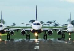 Embraer E Jets en pista