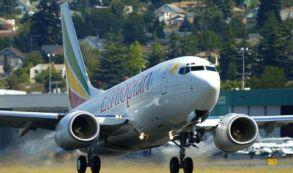Crean empresa conjunta aerolínea etíope y fabricante sudafricana