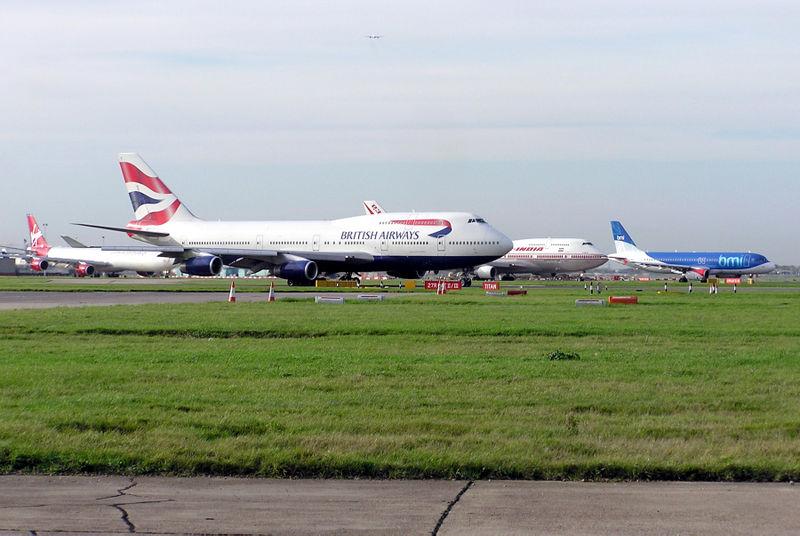 Operador de aeropuerto de Londres propone construir una tercera pista