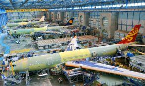 Aeroman ya opera con Airbus