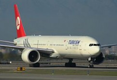 Turkish Airlines B777-300ER