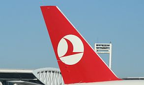 Turkish Airlines tail
