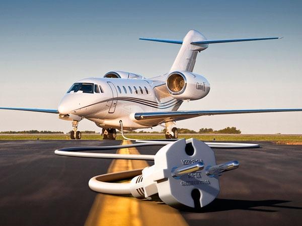 El primer avión eléctrico podría operar en diez años