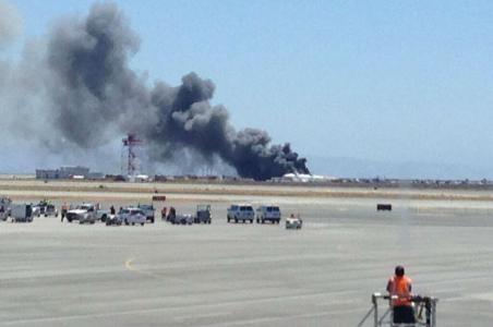 Pilotos del avión de Asiana Airlines accidentado no sabían como operaba la aeronave famosa