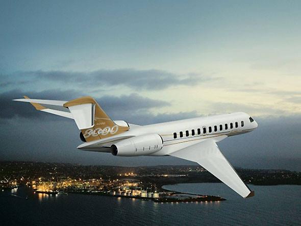 Aviones corporativos, con futuro en los emergentes