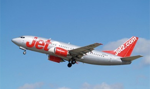 Jet2.com named Airline of the Year at Glasgow Airport