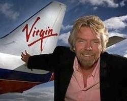 Branson dice que el acuerdo de Virgin con Delta es vital para sobrevivir a la embestida de BA