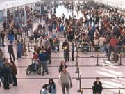 turistas internacionales