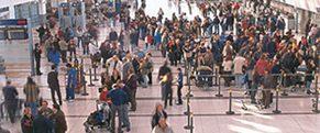 El turismo internacional supera las expectativas con 52 millones llegadas adicionales en 2013