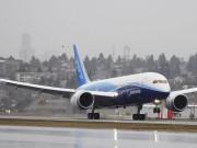 787 Dreamliner vuelo de prueba_ Aterrizo por primera vez el 15 de dic de 2009