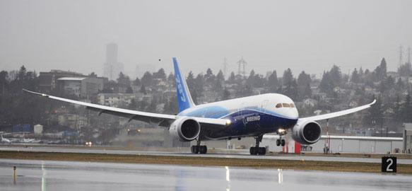 Boeing ve negocios por más de US$ 10.000 millones en Chile, Colombia, México y Perú