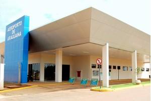 Aeroporto de Araguaína entra em fase final de obras e deve ser reaberto ainda neste ano