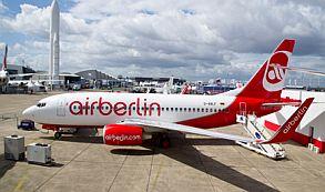Aerolínea Air Berlin anuncia nuevo jefe