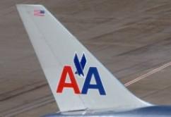 American B767-300ER tail
