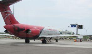 Aserca Airlines mantiene sus operaciones de manera habitual