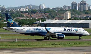 Azul lança promoção com vouchers de até R$ 100