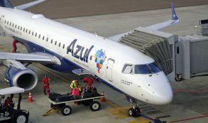 Coari ingressará com ação contra suspensão de vôos da Azul