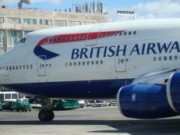 British Airways B744