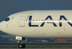 LAN B763 delantera
