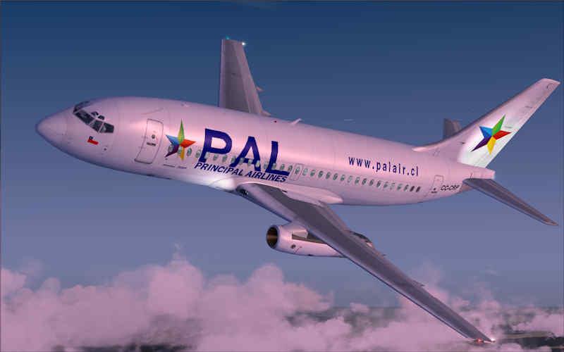 PAL obtiene permisos para volar a Brasil y firma negocia venta de activos a Fischer
