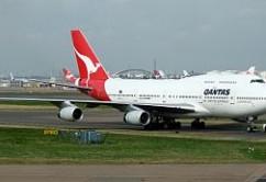Qantas B747-400 E.Moura