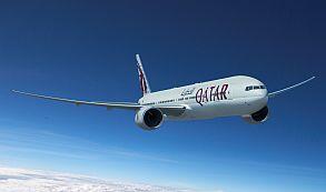 Primer vuelo del Airbus A380 de Qatar Airways